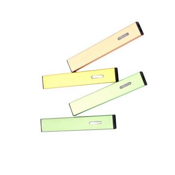 Newest 510 cbd oil cartridge 0.5ml 1.0ml empty ceramic coil full ceramic disposable vape pen