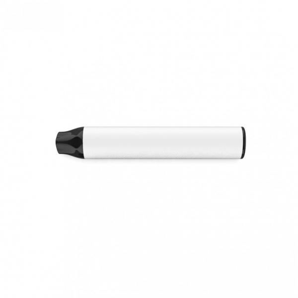 OEM Recommended 5.0ml 1500puffs Disposable Vape Pen Battery 850mAh